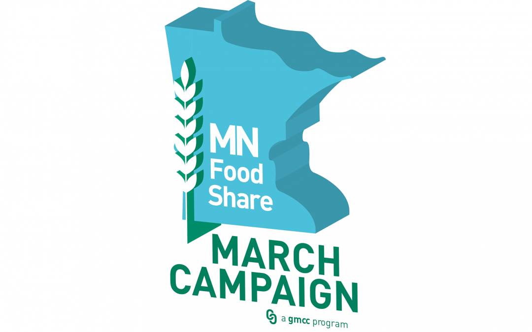 Minnesota Food Share March Campaign