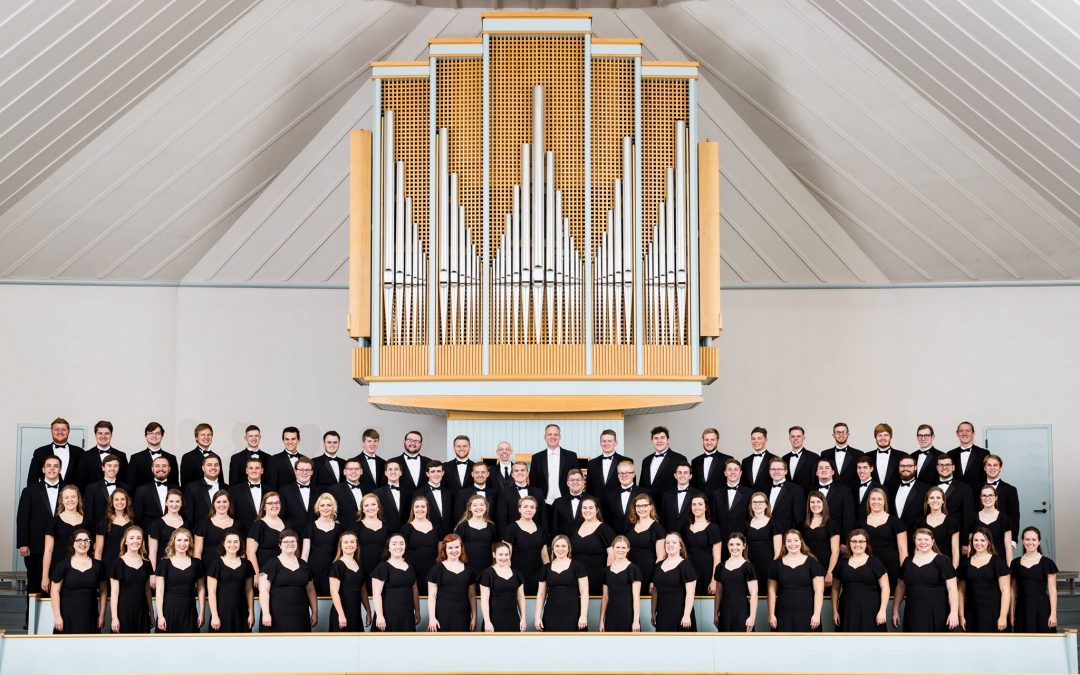 Wartburg Choir in concert in Roseville