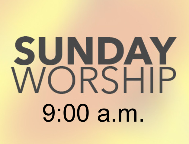 Sunday Worship 9am